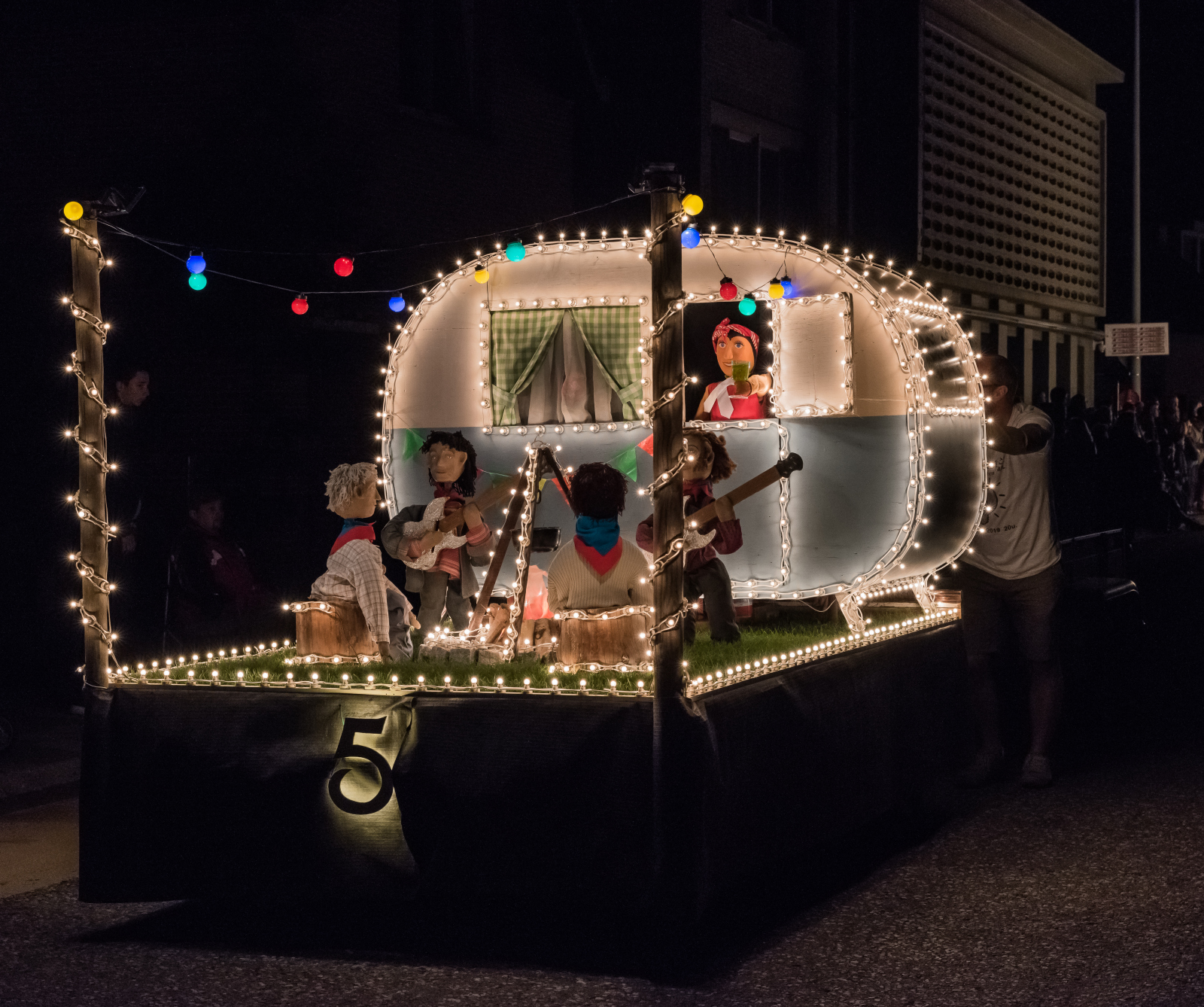 Lichtstoetwagen lampoule